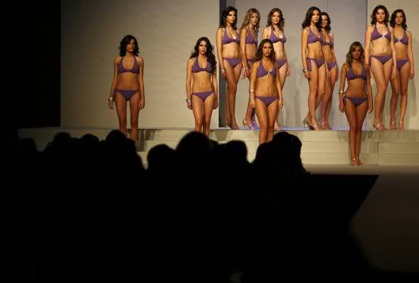 Road to Miss Espana 2009 - results Juz30l