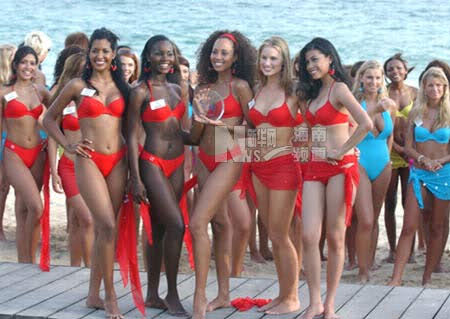 Miss World: History Of Beach Beauty Fast Track Ne7zb5