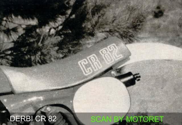 Derbi CR 82 - Motoret R8xtp5