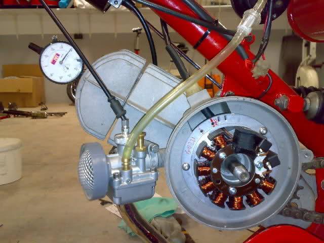 Encendido Electronico Guzzi Hispania 49-65 X2q5qu