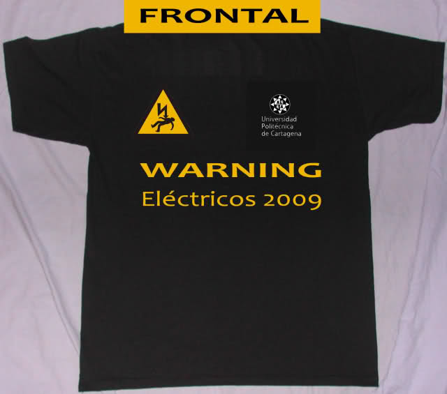 Propuesta Camiseta Paellas