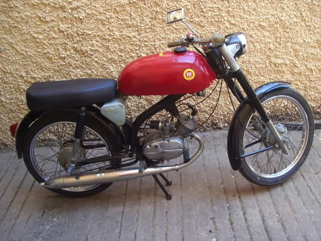 Mi Montesa Ciclo (Impalita) 155p63t