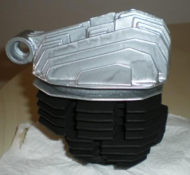 Montaje de culata y cilindro 1629to5