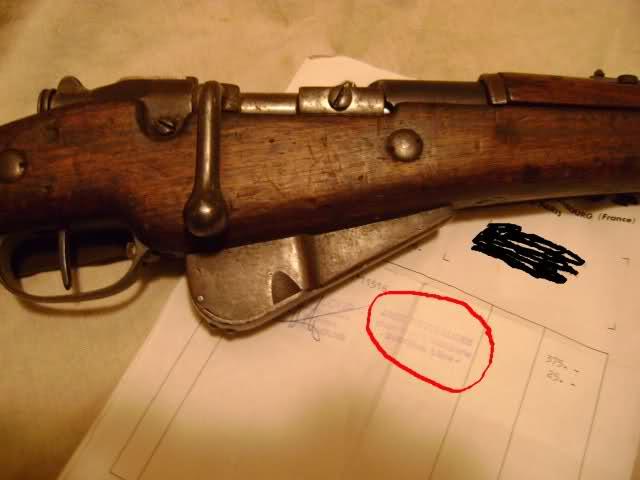 Les armes à feu au cours des siècles. 2ba97k