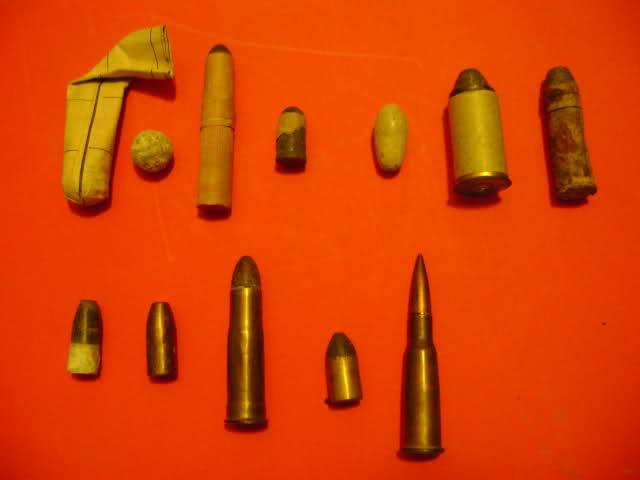 Les armes à feu au cours des siècles. 2rfv76x