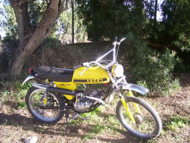 Mi Puch Minicross MC-50 34q0ewn