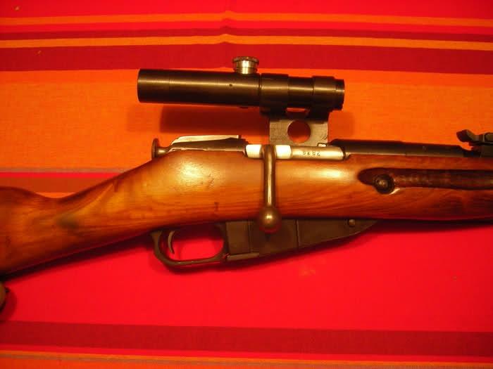 Mosin sniper 30-284 34r84m9