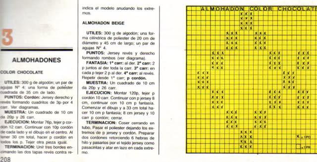 patrones - Busco patrones para almohadones 6tcpwy