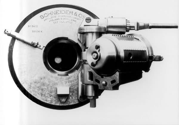 Canon de 15,5 cm sFH414(f) F2qyqs