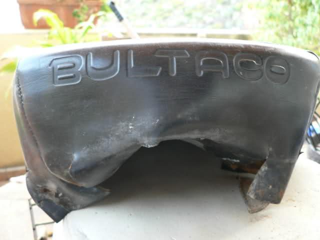 MANUAL - Bultaco Lobito MK-3 * JM N695xh
