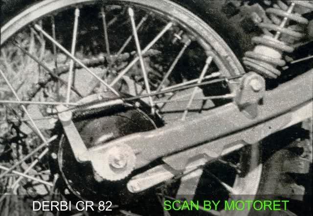 motoret - Derbi CR 82 * Motoret Nfjmv9