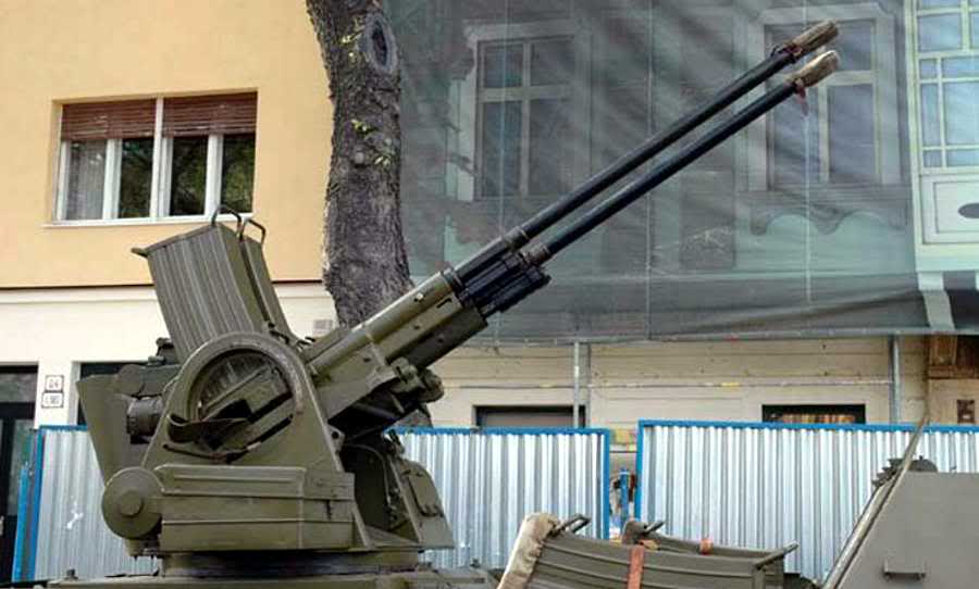 PROTIVAVIONSKI SAMOHODNI TOP 30/2mm - M53/59/70 Vfgu11