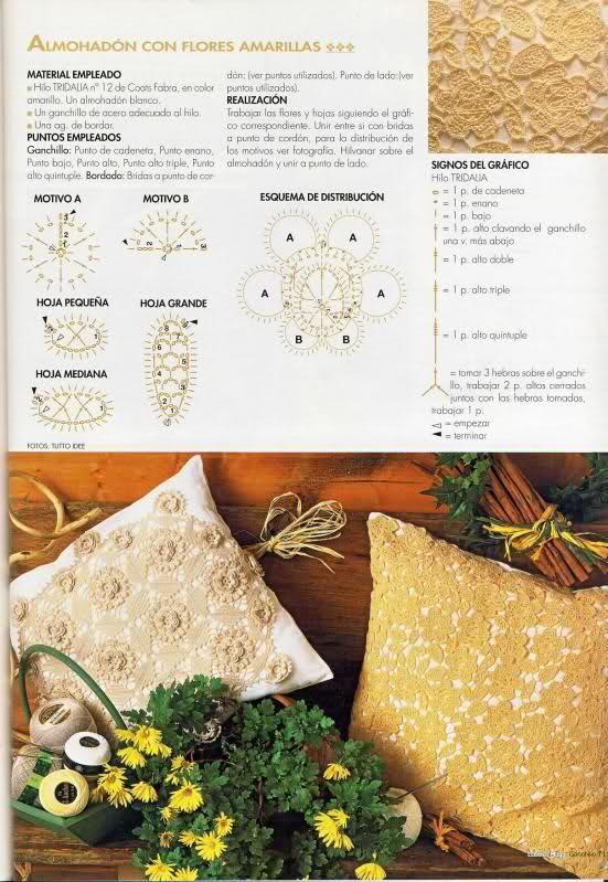 patrones - Busco patrones para almohadones Vidzl