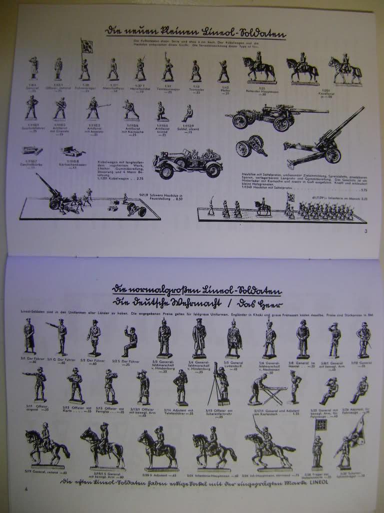 Les figurines anciennes, leurs accessoires et leurs décors. X3figo