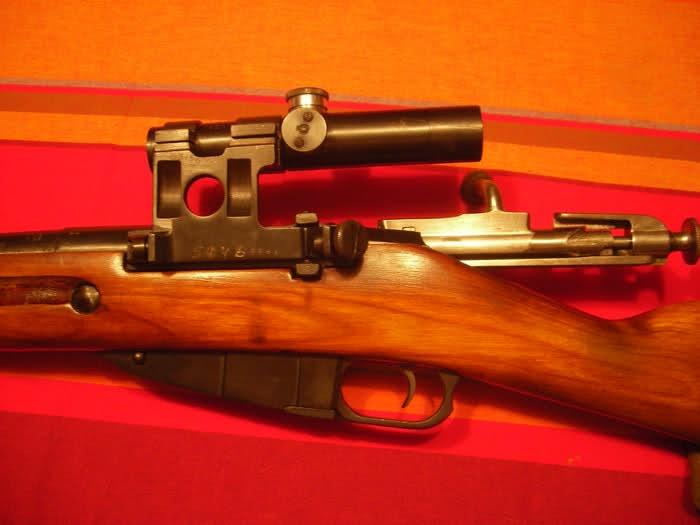 Mosin sniper 30-284 Ztt1mb