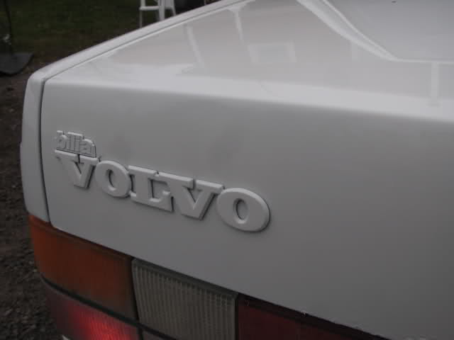 Golden Boy - Volvo 740 Turbo Drifting/isbil 10hvyus