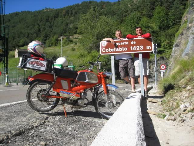 Transpirenaica en Mobylette 2010 total 1123km  - Página 3 10sc669