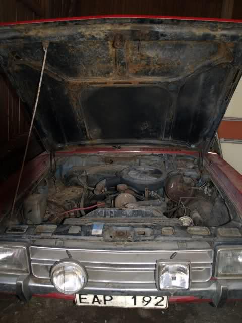 Consul72 - Ford Consul Coupe 8v Turbo -72  TILL SALU 10z036s