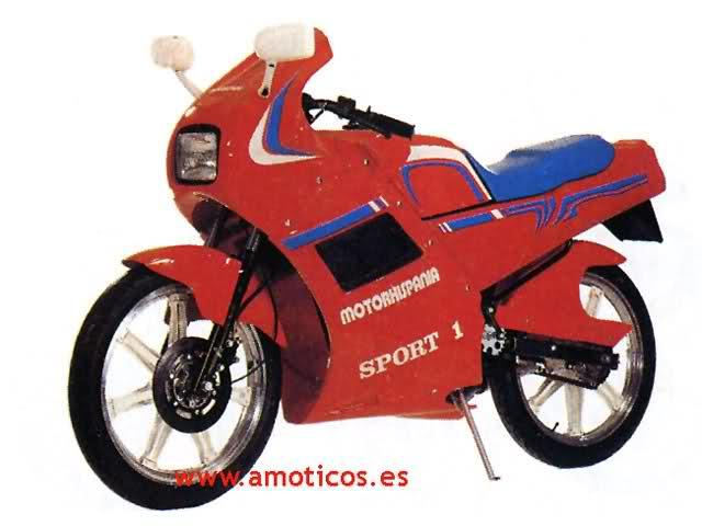 Motores Franco Morini 1531duf