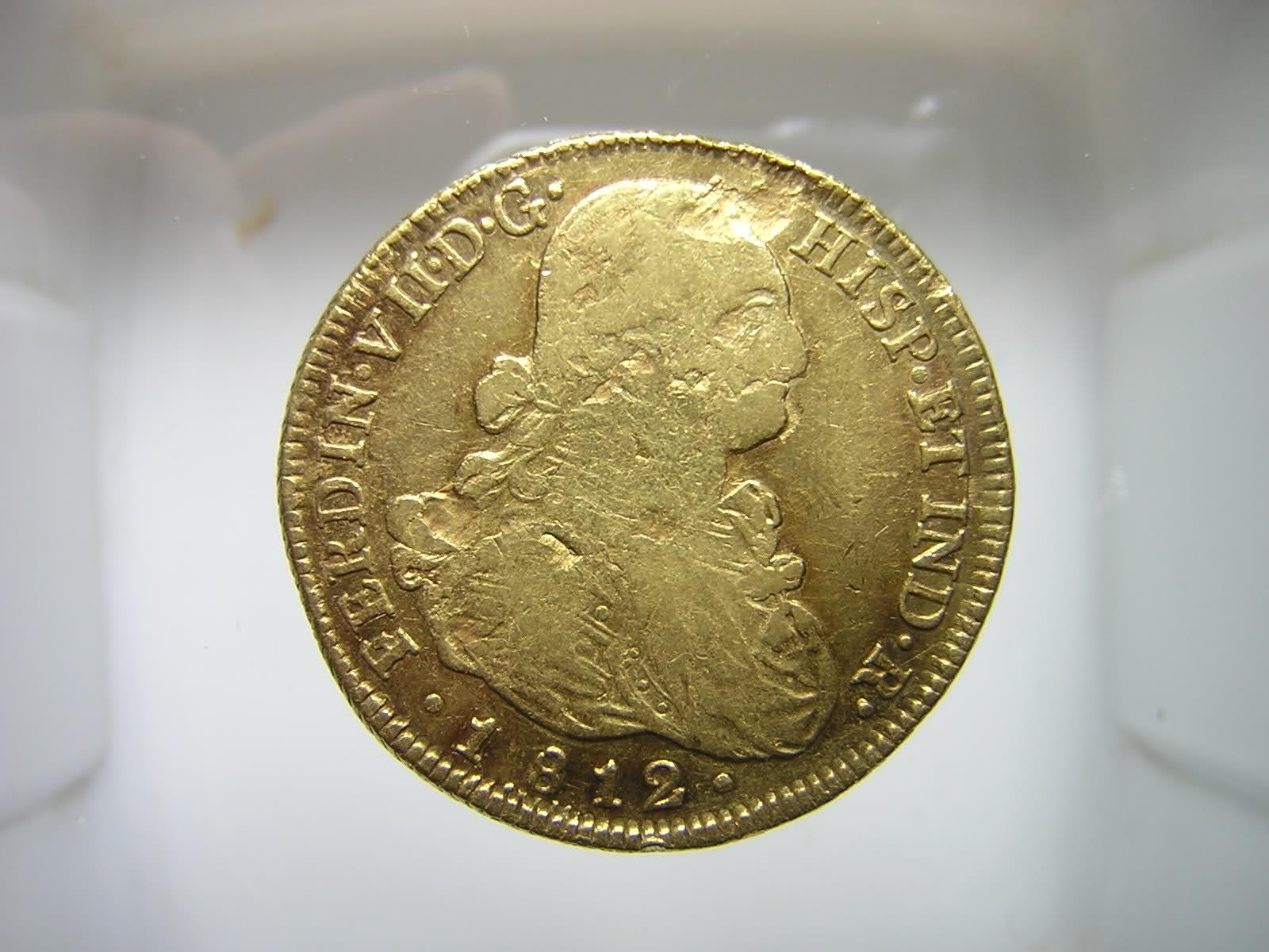 Monedas de Chile - Epoca Colonial e Republicana 1690pz9