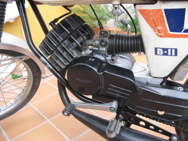 Mi Puch Borrasca II 3ª Serie 16ljmgp