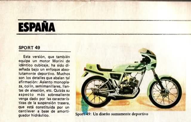 Motor Hispania Sport 49 1rd6x5