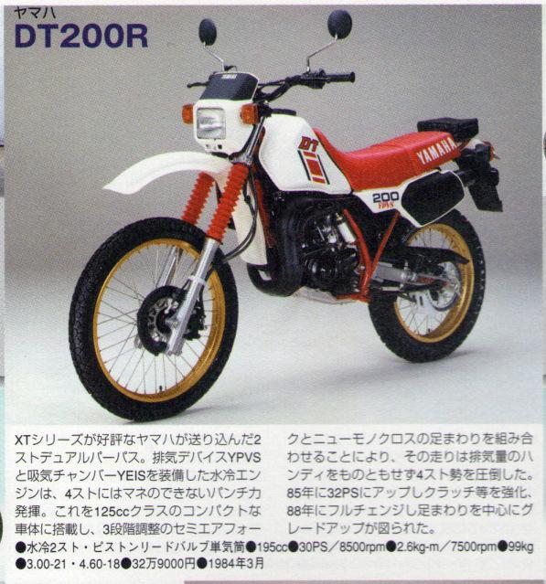 Mi Yamaha DT 80 1zv79dy