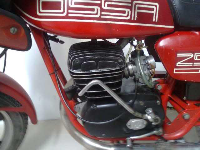 Mi Ossa 250 Copa 214v95l