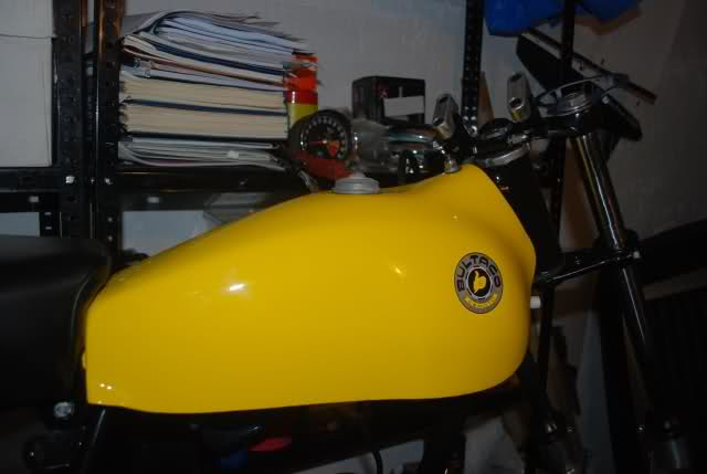 MANUAL - Bultaco Lobito MK-3 * JM 23lnknm