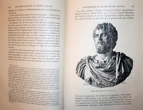 HISTOIRE DES ROMAINS DE VICTOR DURUY 28klriu