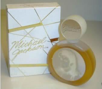 Foto pubblicità dei profumi di Michael Jackson 29oljle
