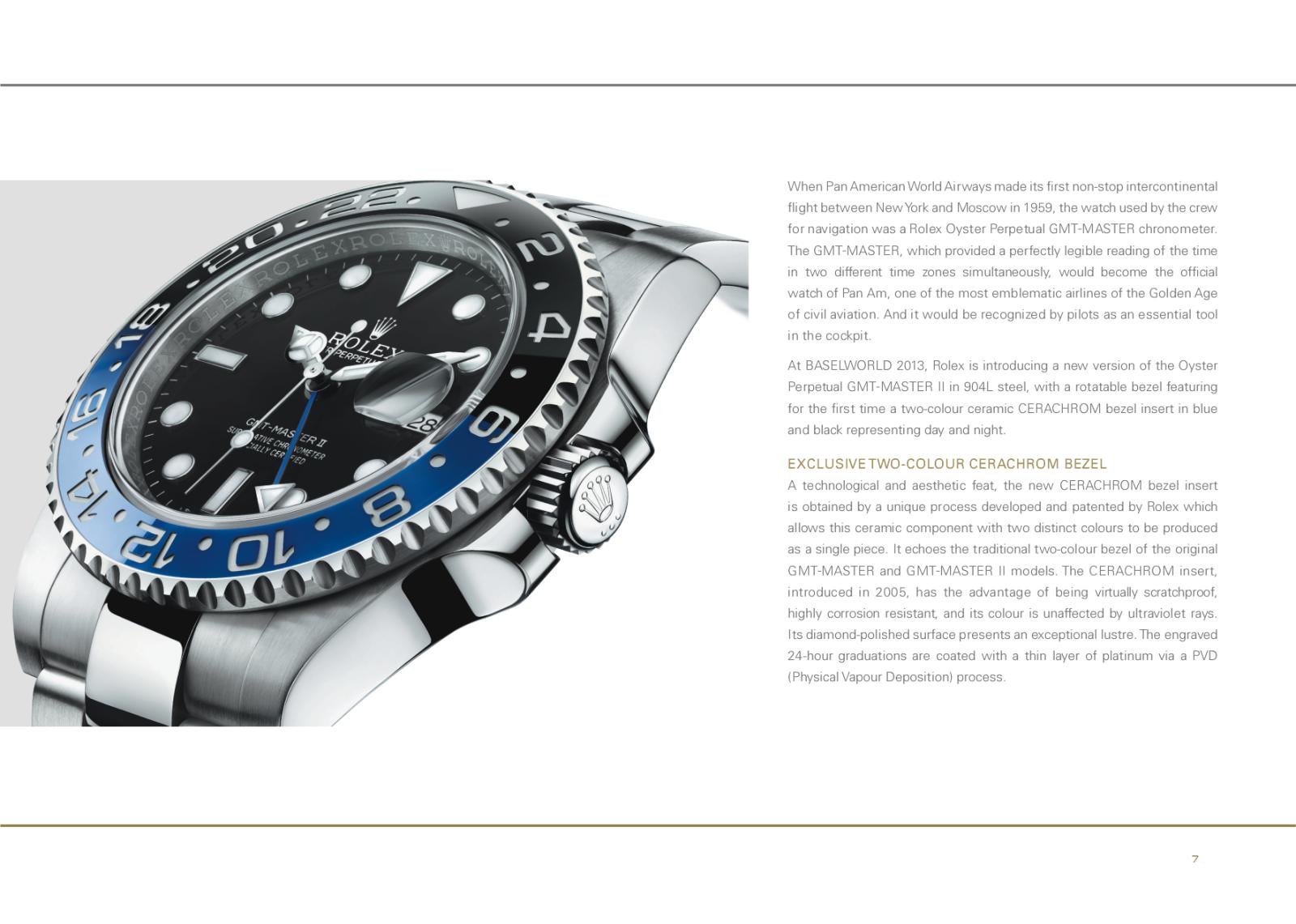 Baselworld 2013: Rolex 2d6mtj9