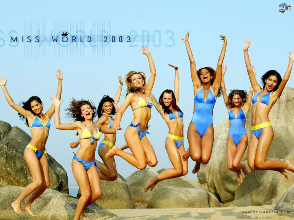 Miss World: History Of Beach Beauty Fast Track 2dwcgnc