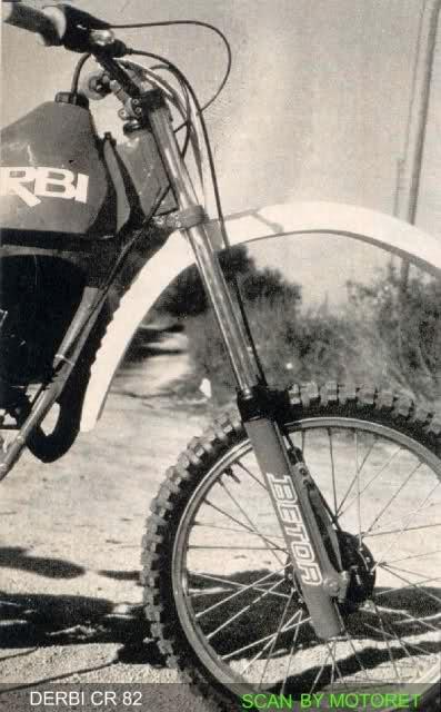 Derbi CR 82 - Motoret 2evvioh