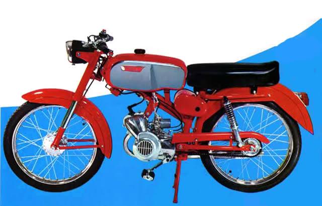 Proyecto: Rieju Confort 400 - 1974 2n70aap