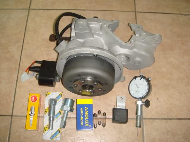 Encendido Electronico Guzzi Hispania 49-65 2zf1t10