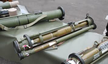 Lanzacohetes RPG-29 Vampir 30u2xdy