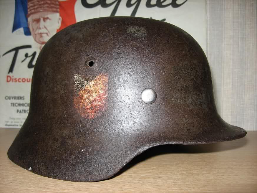 Vos casques allemands WW2... - Page 2 30xeclk