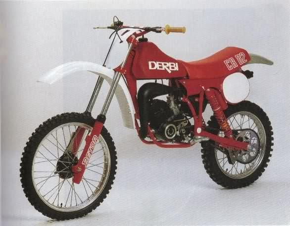 Derbi CR 82 - Motoret Dvkk7a