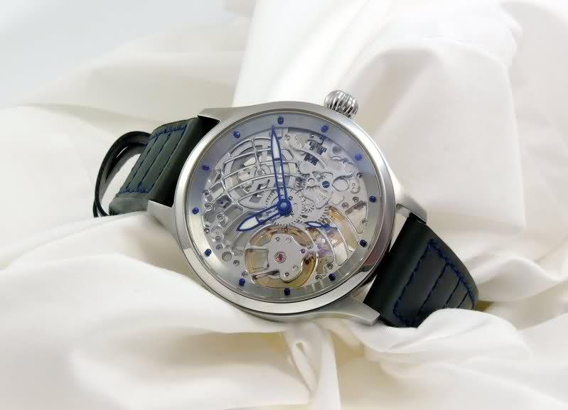 Quelle premiere montre squelette sans se ruiner ? F584g9