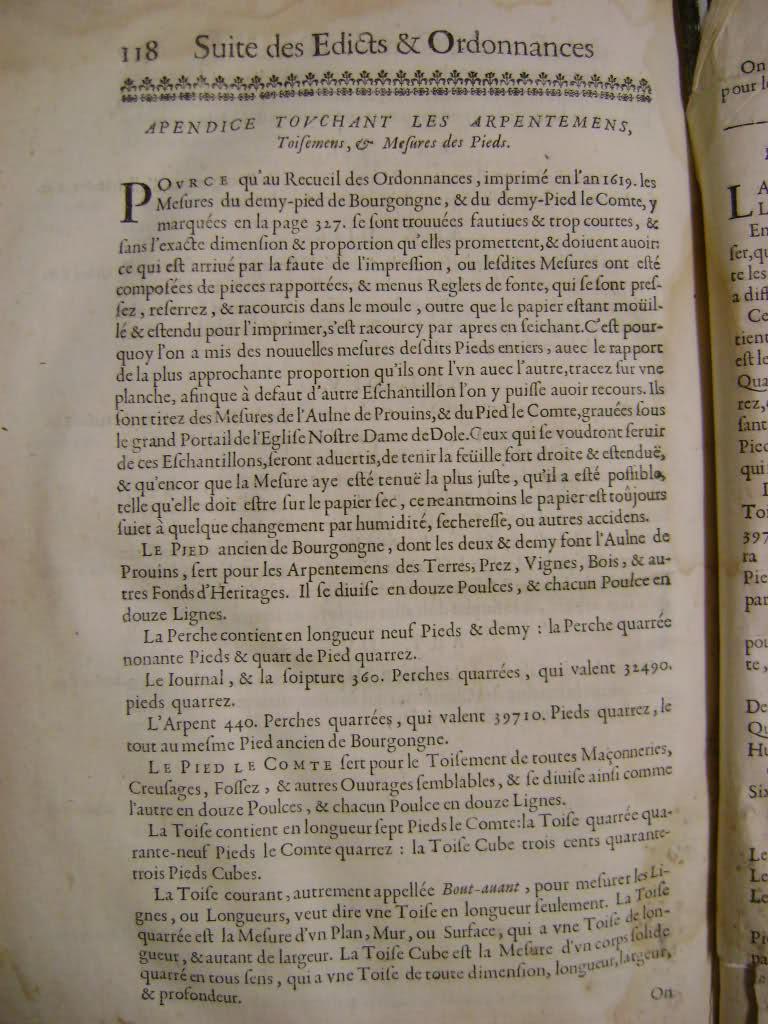 Lois et coutumes de la Franche Comté de Bourgogne au XVII°. M7gcw1