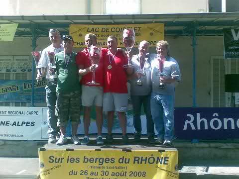 final du championnat de france carpe sénior Qn497a