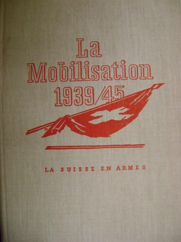 Des livres sur l'armée suisse. Ru8861
