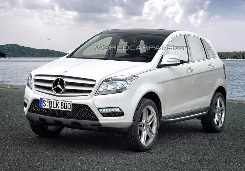 2013 - [Mercedes] GLA [X156] Sbttar