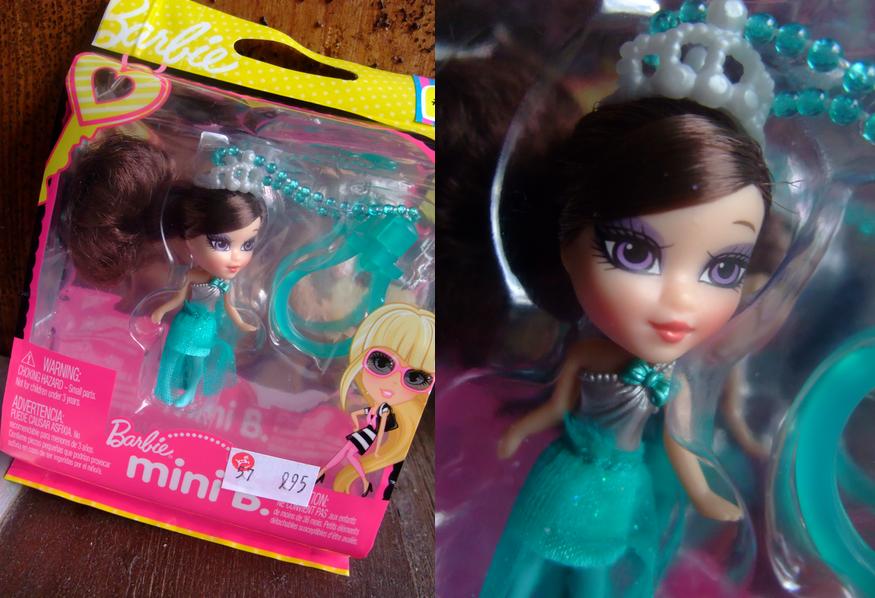 Mini B. / Barbie Petites V7v8kg