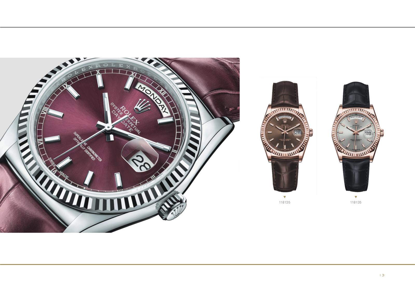 Baselworld 2013: Rolex W1y69w