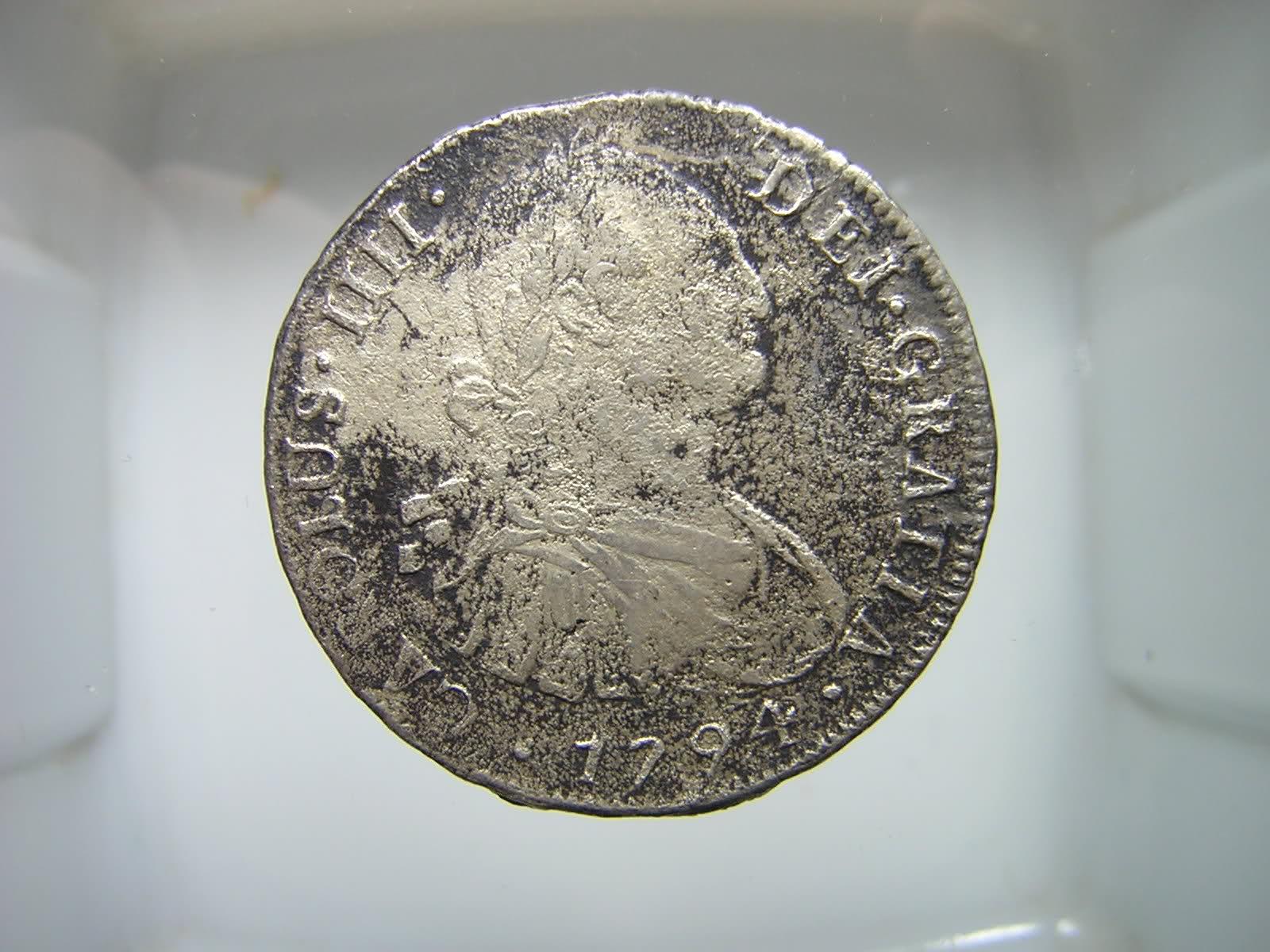 Monedas de Chile - Epoca Colonial e Republicana 11ipd21