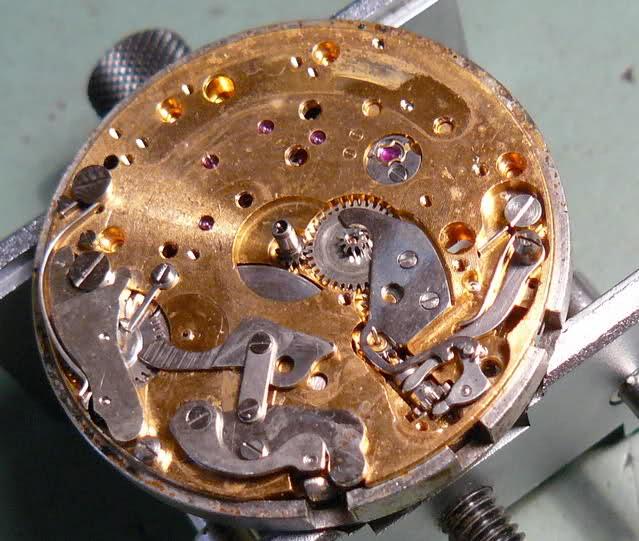 Enicar - Chronograph Enicar R72 : du Sherpa à l'Aqua 155tocl