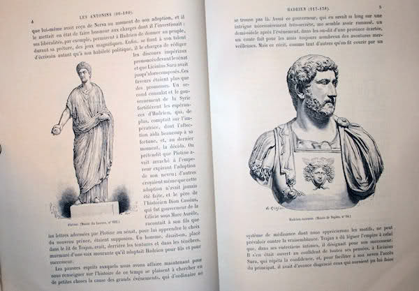 HISTOIRE DES ROMAINS DE VICTOR DURUY 1zcobro