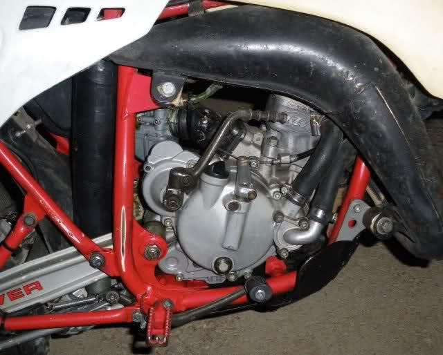 Ayuda motor KTM 80 23lfq68